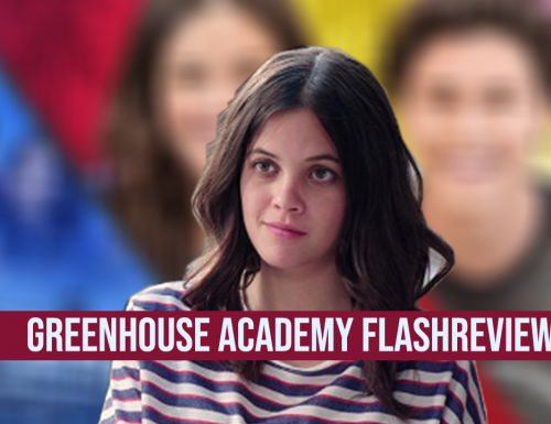 Greenhouse Academy Flashreview