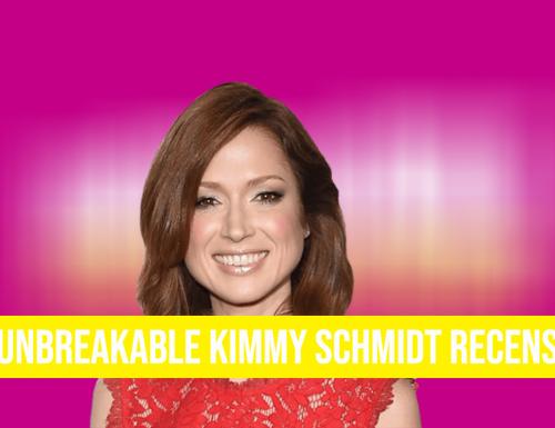 Unbreakable Kimmy Schmidt Recensione