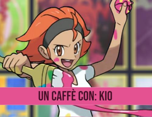 Un caffè con: Kio