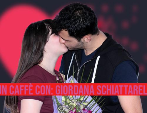 Un caffè con: Giordana Schiattarella