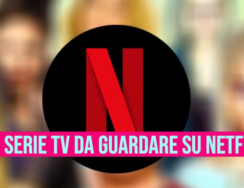 5 serie tv da guardare su Netflix