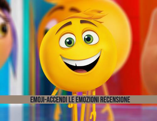 Emoji-Accendi le emozioni Recensione