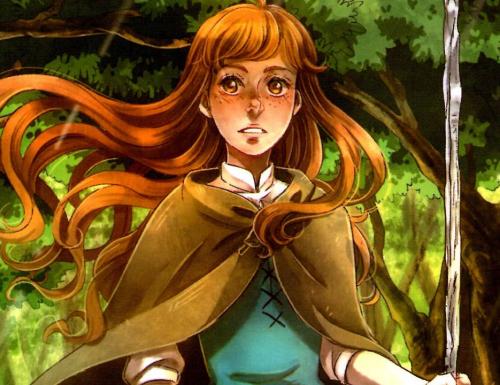 Morgana #1 di Marianna Catone